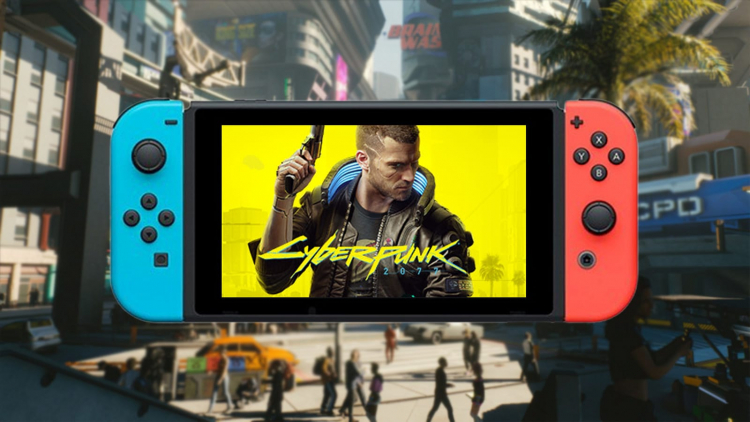 Cyberpunk 2077 Nintendo Switch